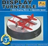 "3.3"" Diameter Turntable 8"" Square Dome, EasyModel Aircraft Models Item Number EM9834"