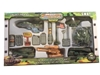 14 Piece Military Play set toy
