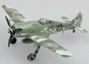 Fw-190A-8 Maj Karl Kennel (1:72) by EasyModel Aircraft Models SKU EM36362