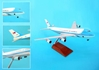 Air Force One VC25 (1:200) W/Gear & Wood Stand, SkyMarks Airliners Models Item Number SKR5005