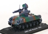 AMX-30R Roland, 57th Anti-Aircraft Artillery Regiment, French Army, 1991 (1:72), Amercom Diecast Item Number ACBG53