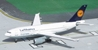 Lufthansa A310-304 D-AIDA 1990s Colors, Lufhtansa Express (1:400), Byrd Models Item Number VMDAIDD