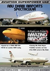 Abu Dhabi and Al Ain Airports A380  (DVD), Air Utopia Aviation DVDs Item Number AUT96