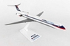 MD-88 Delta New Livery (1:200), Flight Miniatures Snap-Fit Airliners, Item Number MD-0900H-008