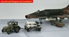 Modern Weapon Loading Set, U.S. Air Force (1:72), Hobby Master Diecast Airplanes Item Number HD3005