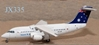 "Ansett W.A. BAe 146-200 ""Blue Tail"" (1:400)"