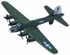 "B-17 Flying Fortress (Approx. 6""), Motormax Diecast Item Number DC6-B17"