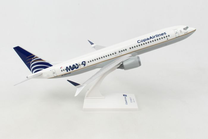 SkyMarks Airliners Models SKR1003:Copa Airlines 737MAX9