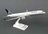 United 757-200 Post Co Merger Livery (1:150) by SkyMarks Airliners Models item number: SKR598
