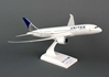 United 787-8 (1:200), SkyMarks Airliners Models Item Number SKR709