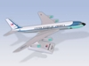 Air Force One VC-137 (1:150) Reg: 27000, SkyMarks Airliners Models Item Number SKR312