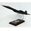 SR-71A Blackbird (1:63), TMC Pacific Desktop Airplane Models Item Number CS71TS