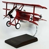 Fokker DR.1 Triplane (1:24), TMC Pacific Desktop Airplane Models Item Number FGF1T