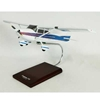 Cessna Model 172 Skyhawk (1:24), TMC Pacific Desktop Airplane Models Item Number KC172T