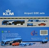 KLM GSE Set 3 (1:200) - Special Clearance Pricing, JC Wings Diecast Airliners, XX2023