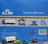 KLM GSE Set 4 (1:200) - Special Clearance Pricing, JC Wings Diecast Airliners, XX2024