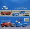 KLM GSE Set 6 (1:200) - Special Clearance Pricing, JC Wings Diecast Airliners, XX2026
