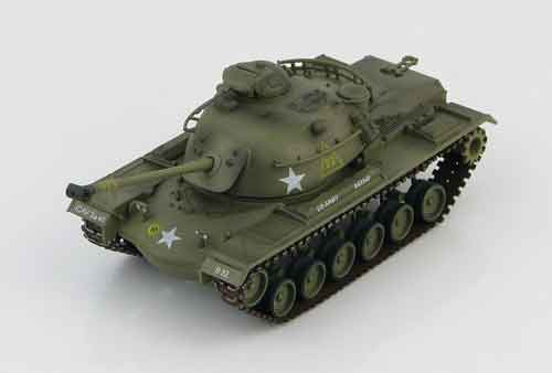 M48A2 Patto, 1st Cavalry Division, US Army, Korea, 1963 (1:72)