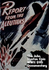 Report From the Aleautians, WWII DVD Documentary, Non-Fiction Video Aviation DVDs Item Number DV503