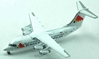 Jersey European Airways BAe 146-100 (1:400)