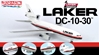 Laker DC-10 Super 30 (1:400)