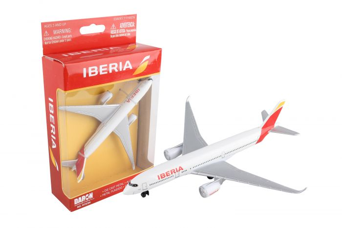 "Iberia Single Plane (5"") by Realtoy Diecast Toys item number: RT3724"
