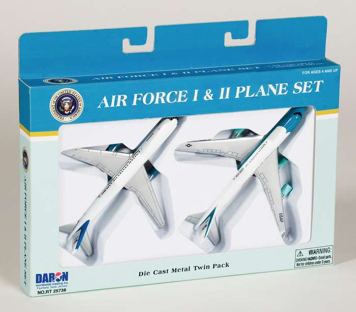 Realtoy Diecast Toys RT5733:Air Force One/Air Force 2 - 2