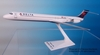 Delta MD-90 2007 to Current Livery (1:200), Flight Miniatures Snap-Fit Airliners, Item Number MD-09000H-008
