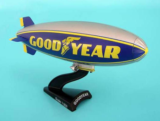 Goodyear Blimp (1:350)