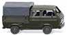 Army - 1979 Volkswagen T3 Crew Cab, WIKING Item Number WIK029302