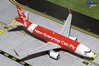 Air Asia Thai A320-200 Sharklets HS-BBH (1:200), GeminiJets 200 Diecast Airliners, Item Number G2AIQ641