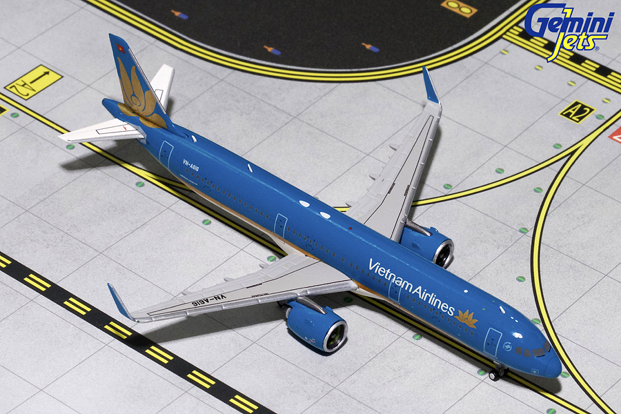 Vietnam Airlines A321neo VN-A616 (1:400) - Preorder item, order now for future delivery