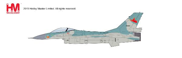 "Lockheed F-16A Block 15 TS-1608, TNI-AU ""Indonesian Air Force"", circa 2001 (1:72) - Preorder item, order now for future delivery"