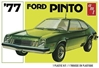 1977 Ford Pinto 2T 1:25 by AMT Plastic Model Kits item number: AMT1129