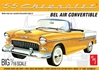 '55 Chevy Bel Air Conv 1:16 by AMT Plastic Model Kits item number: AMT1134