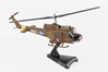 US Army UH-1 Huey Medevac (1:87) by Postage Stamp Diecast Planes item number: MP5601-2
