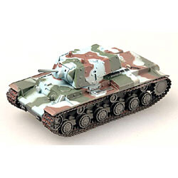 KV-1E Heavy Tank Finnish Army 1:72, EasyModel Military Models, EM36280