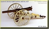 Whitworth Civil War Canon (1:16), Model Shipways Item Number MOD4001