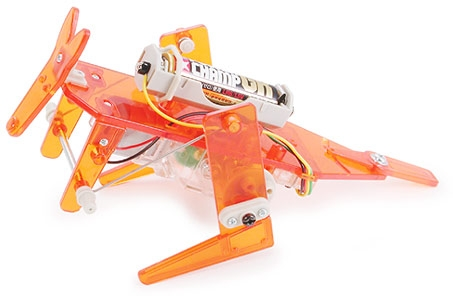Mechanical Kangaroo, Tamiya Plastics, Item Number TAM71102