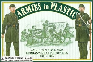 American Civil War Berdans :32