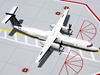 Porter Dash 8-Q400 C-GLQN (1:200), GeminiJets 200 Diecast Airliners, Item Number G2POE386