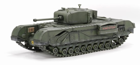 Churchill Mk.IV, 4th Battalion Grenadier Guards, France 1944 (1:72)