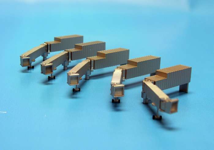 Jetways - 5 pack (1:500)