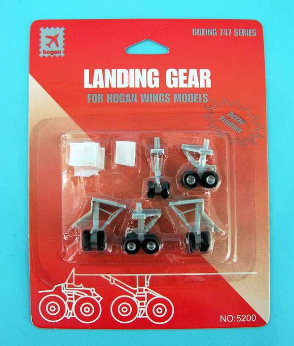 HOGAN HG90071 Airbus A350-1000 Replacement Gear for 1//200 Scale Airplane Models