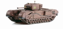 Churchill Mk. IV, A Sqd. North Irish Horse, Tunisia 1943 (1:72), Dragon Diecast Armor Item Number DRR60503
