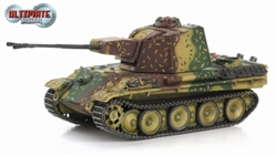 5.5cm Zwilling Flakpanzer Western Front 1945 - Ultimate Armor (1:72), Dragon Diecast Armor Item Number DRR60643