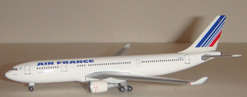 Air France A330-203 1:500, Herpa 1:500 Scale Diecast Airliners Item Number HE508506