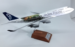 "Air New Zealand 747-400 ""Lord of the Rings"" ZK-NBV (1:200) - Special Clearance Pricing by JC Wings Diecast Airliners Item: JC2ANZ859"