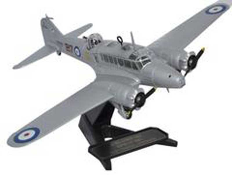 Avro Anson Mk.I No. 217 Squadron, RAF Coastal Command, World War II (1:72)