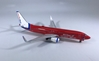 Virgin Airlines Pacific Blue 737-800 VH-VUM ((1:400)) by Phoenix (1:400) Scale Diecast Aircraft